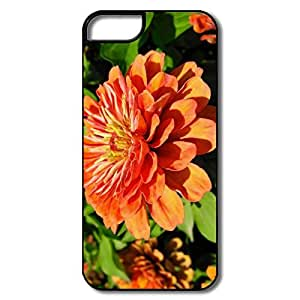 Personalize YY-ONE Perfect-Fit Flower IPhone 5/5s Case For Couples by mcsharks