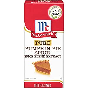 McCormick Pure Pumpkin Pie Spice Blend Extract, 1 oz.