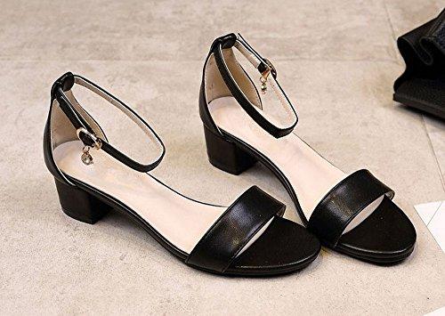 Boho Zapatos el BAJIAN LI Planas bajo Flop Playa Sandalias de para Sandalias Mujer Casual Sandalias heelsWomen Mujer Talón Flip Verano Sandalias Alta vXpUqpw4