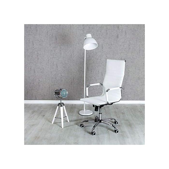 51X7nYlt EL Material asiento: Polipiel Relleno asiento: Espuma Material estructura: Acero reforzado