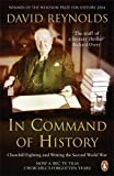 Front cover for the book In Command of History: Churchill Fighting and Writing the Second World War by David Reynolds