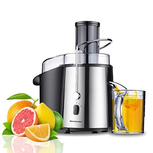 Homeleader Juicer Juice Extractor Wide Mouth Centrifugal for sale  Delivered anywhere in USA