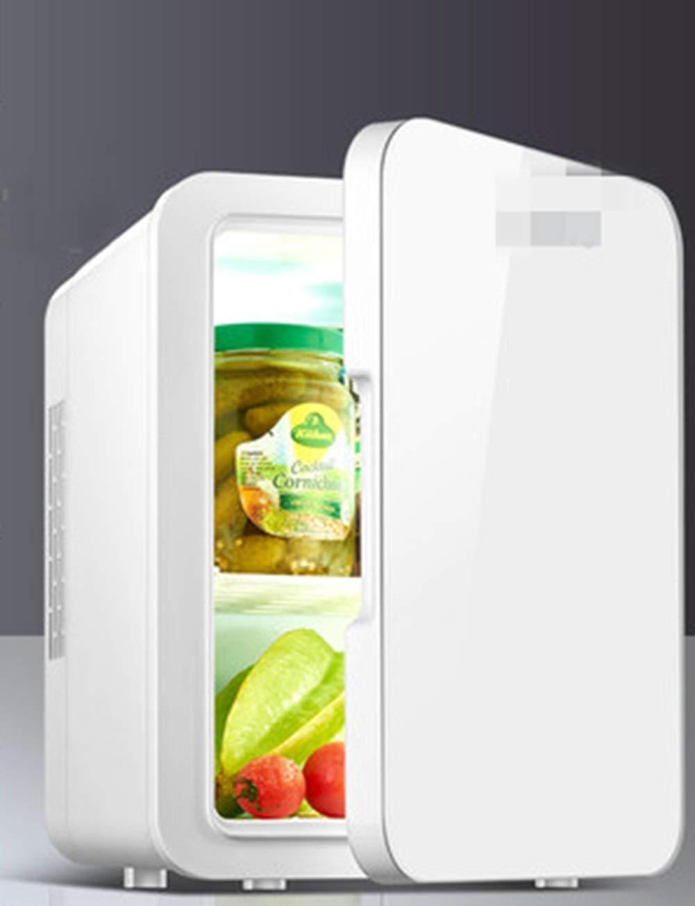 QPSGB 車の冷蔵庫 - 小さな家庭用化粧品冷凍学生寮寮の車の冷蔵庫 (色 : E)  E B07RNLPVQG