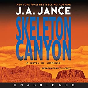 Skeleton Canyon Audiobook