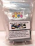 "Kids ""Kidz Gritz"" Refill Rock Tumbler Grit Kit"