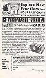 rolls royce radio - 1935 McMurdo Radio: Silver Masterpiece IV, Rolls Royce, McMurdo Silver Print Ad