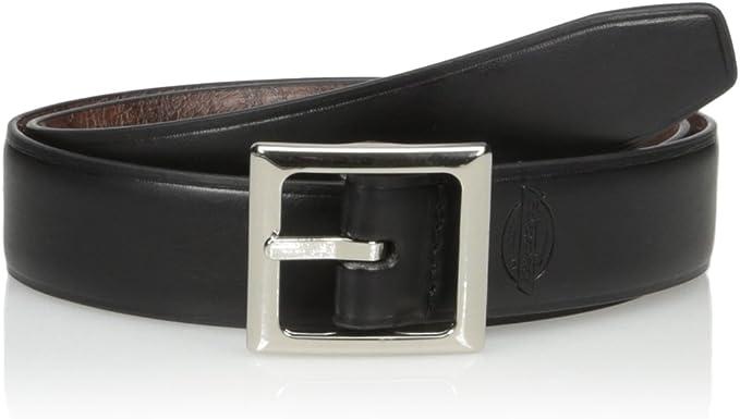 New Dickies Boys/' Leather Reversible Dress Belt