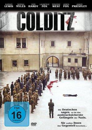 Colditz - Flucht in die Freiheit [Alemania] [DVD]: Amazon.es ...