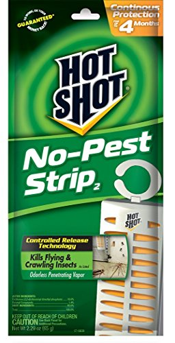 Hot Shot No Pest Strip - Hot Shot No-Pest Strip 2.29oz.