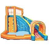Best Inflatable Water Slides - H2OGO! Hurricane Tunnel Blast Mega Inflatable Summer Family Review