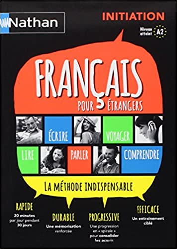 Français pour étrangers - Livre Initiation epub pdf