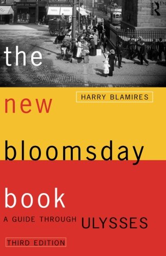 The New Bloomsday Book (Routledge International Studies in)