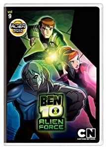 Cartoon Network: Ben 10 Alien Force: Volume Nine