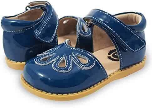 Livie & Luca Petal Mary Jane Flat