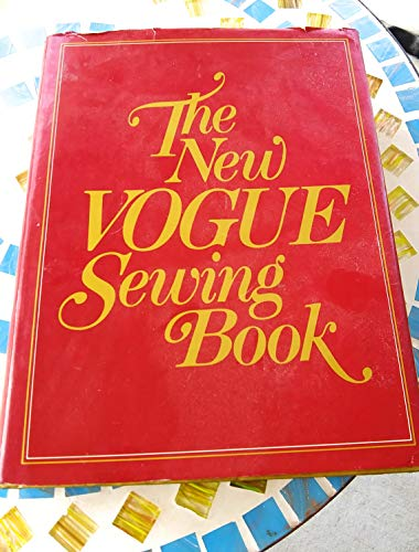 The New Vogue Sewing Book (Au-vogue)
