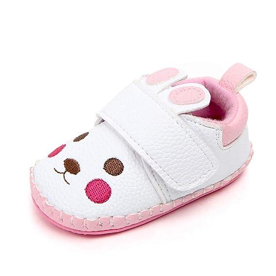 Zapatos Niños Niñas Zapatos de Bebe niña, Recién Nacido bebé ...