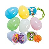 Easter Toy-Filled Pastel Eggs - Party and Events (2 dozen)
