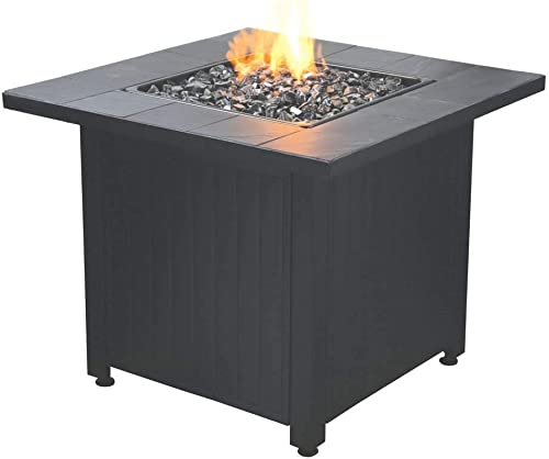 Endless Summer Liquid Propane Outdoor Patio Fire Table