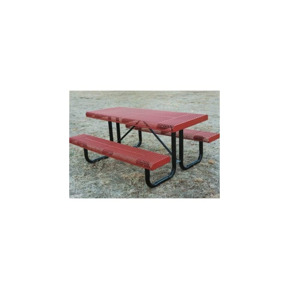 Webcoat T4ROLLUP 4 ft. Table  No Seats and .75 in. 9 Expanded Metal   Portable