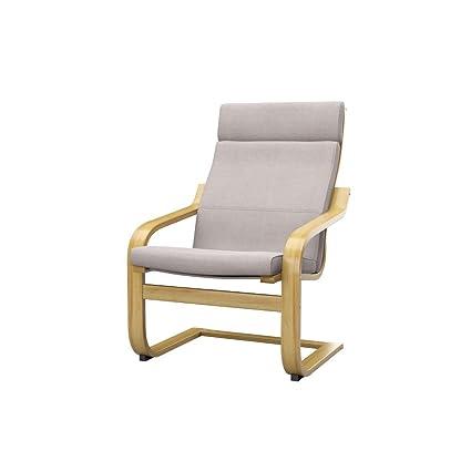 Poltrone Tessuto Ikea.Soferia Fodera Extra Ikea Poang Poltrona Tessuto Elegance