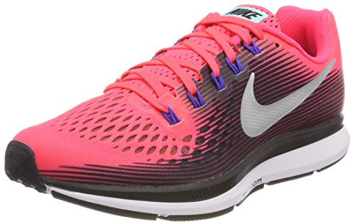 Solar Persian Scarpe Red Silver 34 Running Black 604 Violet Donna Zoom NIKE Metallic Rosa Pegasus Air Wmns wqp7zp