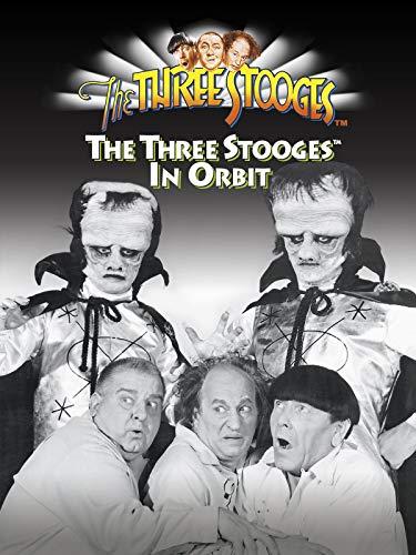 Three Stooges In Orbit, The (Best 3 Stooges Episodes)