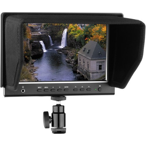Elvid 7'' RigVision Lightweight Video & On-Camera LCD Monitor by Elvid