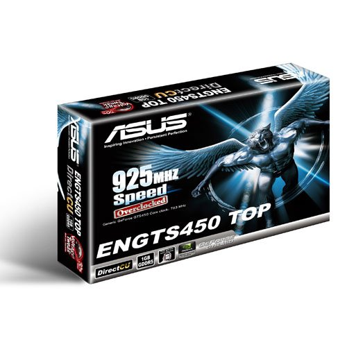 ASUS GEFORCE GTS450 ENGTS450 DIRECTCU TOP/DI/1GD5 DRIVER FOR WINDOWS