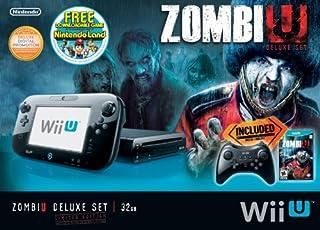 ZombiU Deluxe Set Wii U Console (B00B7MQTAA) | Amazon price tracker / tracking, Amazon price history charts, Amazon price watches, Amazon price drop alerts