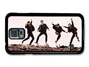 The Beatles Jumping Sepia Rockstars case for Samsung Galaxy S5 A5271