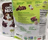 Innofoods Organic ( 2 PACK ) Dark Chocolate Nuggets with Coconut & Super Seeds 18oz Each Bag