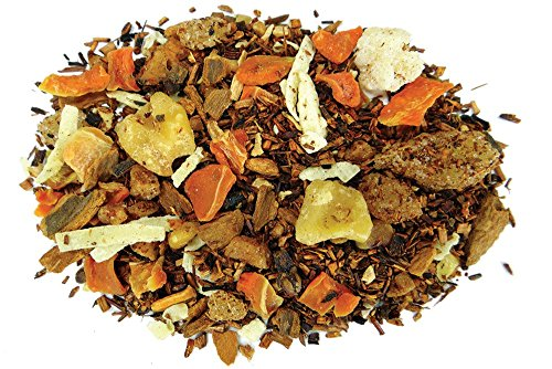 Carrot Cake Rooibos - Loose Leaf Herbal Tea - Fusion Teas 3oz Pouch -