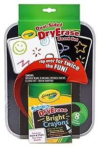 Crayola Dual-Sided Dry Erase Board