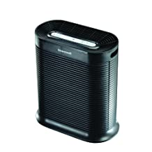 Honeywell HPA300 True HEPA Whole Room Air Purifier with Allergen Remover, Black