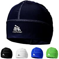 meteor Beanie Hat Skull Cap Men Women Boys Girls ThermoActive Sports Head Unisex Windproof Cycling Running Skiing Snowboard Jogging Antibacterial Material Silver Ions Quick Dry Stays Soft Shadow