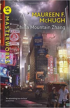 Book China Mountain Zhang (S.F. MASTERWORKS)