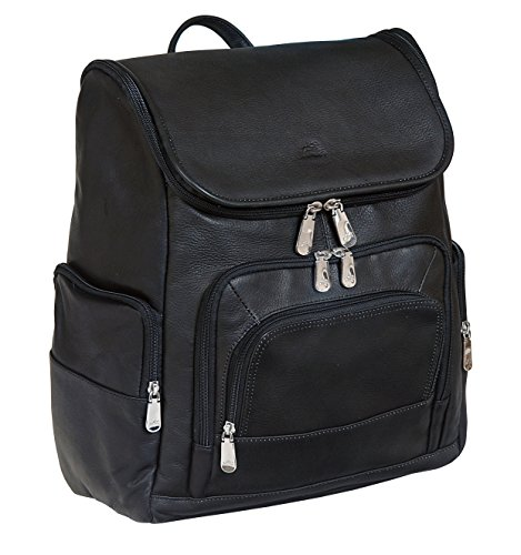 mancini-leather-goods-backpack-for-laptop-and-tablet-black