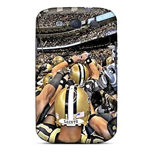 New Shockproof Protection Case Cover For Galaxy S3/ New Orleans Saints Case Cover