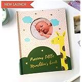 Baby Memory Book for Boy or Girl - Modern Unisex Baby...