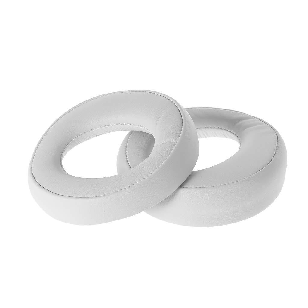 Tvvudwxx Almohadillas de Espuma para Almohadillas de Repuesto para Auriculares Sony PS3 PS4 7.1 Gold