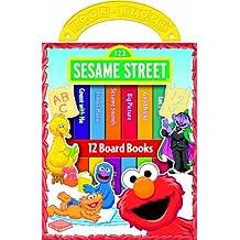 My First Lib Sesame Street