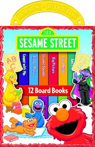 First Library Sesame Street