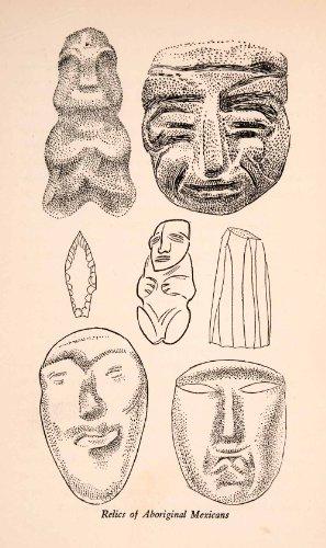 Pre Columbian Masks - 5