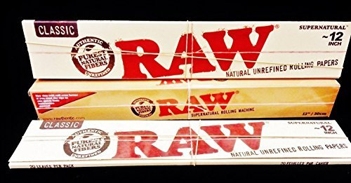 New RAW Supernatural 12