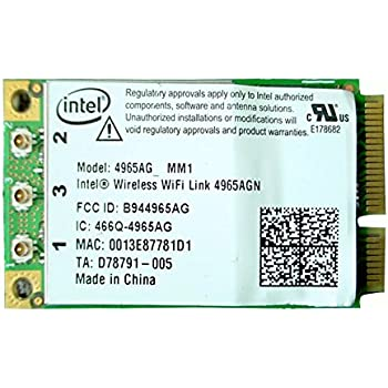INTEL 5100 AGN 1X2 MC WIRELESS WIFI ADAPTER DRIVER FOR WINDOWS 8