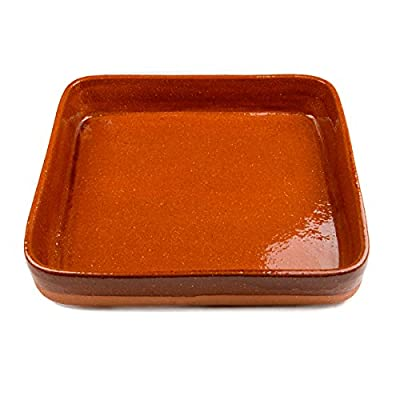 Spanish Rectangular Paella Cazuela From Pereruela