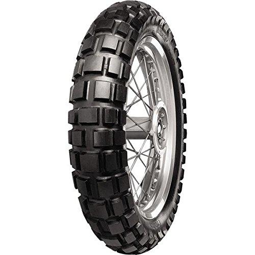 Continental Conti Twinduro TKC80 Dual Sport Tire - Rear - 170/60B17 , Position: Rear, Rim Size: 17, Tire Application: All-Terrain, Tire Construction: Bias, Tire Size: 170/60-17, Tire Type: Dual Sport 02400820000