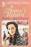 img - for Anna's Return (Lindord Romance Library) book / textbook / text book