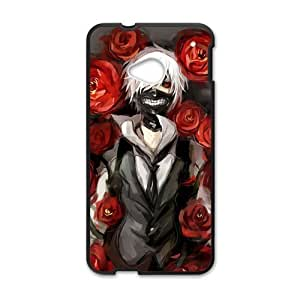 New Anime Tokyo Ghoul Printing for HTC One M7 Case hjbrhga1544