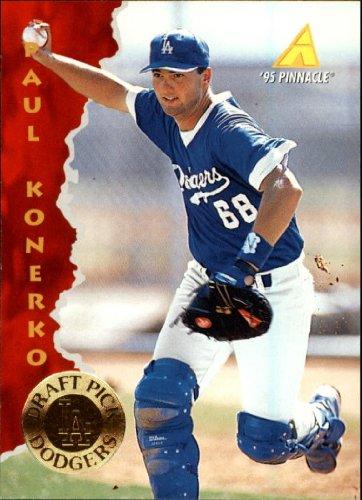 Paul Konerko Game - 1995 Pinnacle #170 Paul Konerko Card
